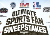 SiriusXM Ultimate Sports Fan Sweepstakes