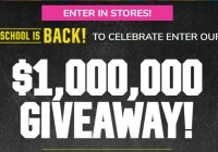 The Childrens Place School Is Back $1,000,000 Giveaway