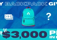 Churchill Mortgage Mystery Backpack Giveaway