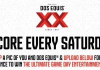 Dos Equis College Football Fan Photo Contest