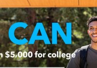I CAN Win $5,000 For College Sweepstakes