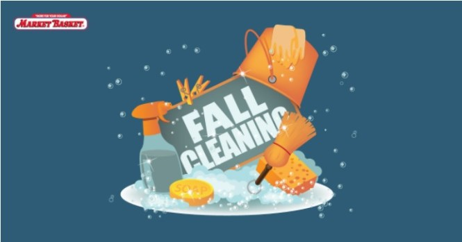 iHeartMedia Market Basket Fall Cleaning Sweepstakes