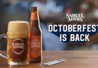 Samuel Adams OctoberFest Off-Premise Sweepstakes