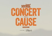 Titos Handmade Vodka Concert For A Cause Sweepstakes