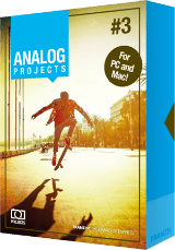 ANALOG projects 3 boite