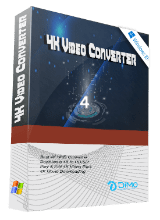 Dimo 4K Video Converter 4.2 (Win & Mac)