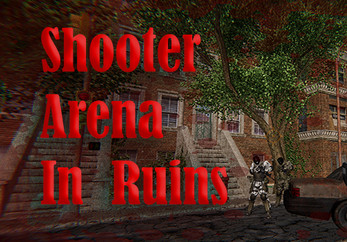 Shooter Arena In Ruins