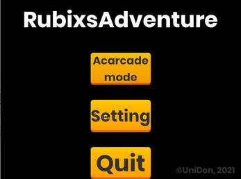 Rubixs Adventure