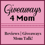 Giveaways 4 Mom