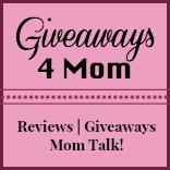 Giveaways 4 Mom