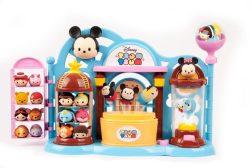 E; 13/7 Win a £50 prize bundle of Disney Tsum Tsum toys