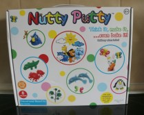 Getting creative with Nutty Putty – review and giveaway E:24/07