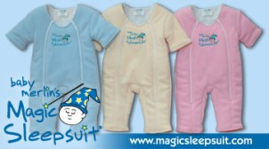 Magic Sleepsuit: Our Review & Giveaway! E:11/07