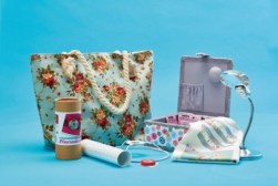 Win A selection of sewing goodies worth £100 E:12/08