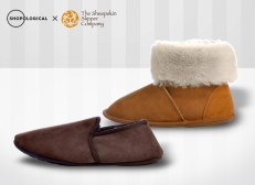 Win Luxury Sheepskin Slippers – Win two pairs of luxury Sheepskin slippers E:10/04