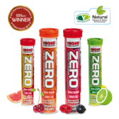 #Win a year's supply of  HIGH5 ZERO – #HIGH5 E:03/04