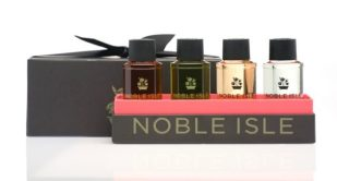 Win a bath-time treasure chest from Noble Isle E:19/06