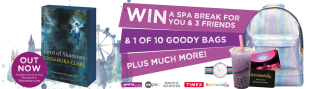 #WIN a Spa Break #Competition E:31/07