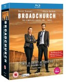 #WIN! The Entire Broadchurch Saga Series Collection 1 – 3 Blu-ray Box Set E:15/05