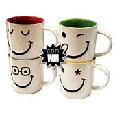#Win Four Funny Faces #Mugs #FunnyFaces E:23/06