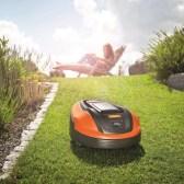 WIN! A Flymo Robotic 1200R lawnmower! E:30/06