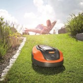 WIN! A Flymo Robotic 1200R lawnmower! E:30/06