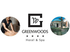 Win a luxurious day for two at Greenwoods Hotel & Spa, worth £250! E:15/06