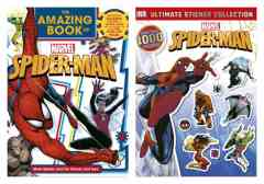Spider-Man Book Giveaway Competition – Win Marvel SpiderMan Books E:02/07