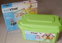 Review & #giveaway | Kid K'nex E:02/08 – Family Fever #Knex