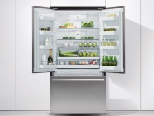 Win one of two stainless steel fridge-freezers from Fisher & Paykel worth £4,000 E:15/08