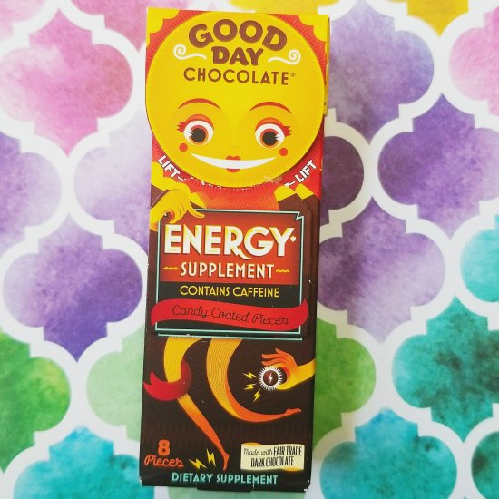 Energy - Good Day Chocolate