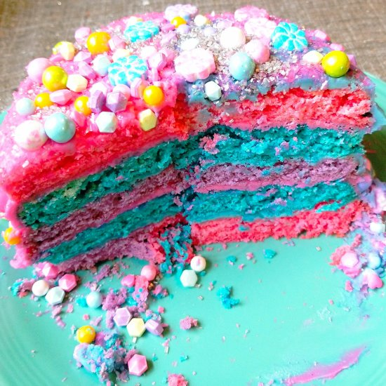 20180808 0830482102060252 - The Most Scrumptious Cotton Candy Cake & How I Created It