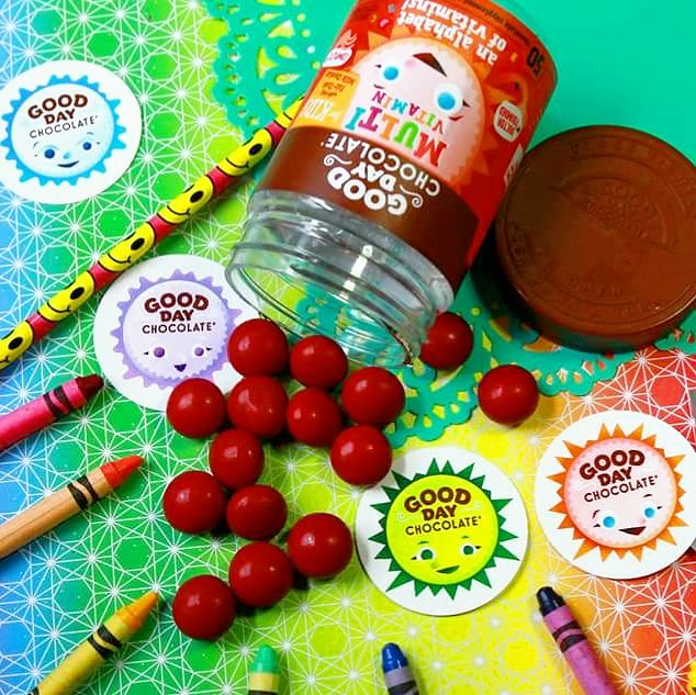 Good Day Chocolate For Kids Multivitamin
