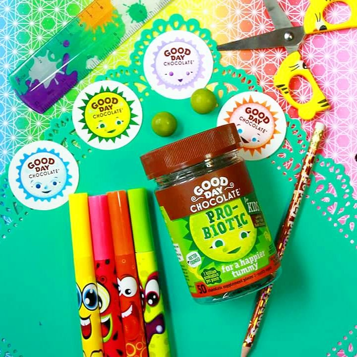 Good Day Chocolate For Kids Probiotic