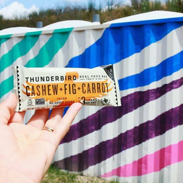 Thunderbird Bar in Detroit, MI - Cashew + Fig + Carrot