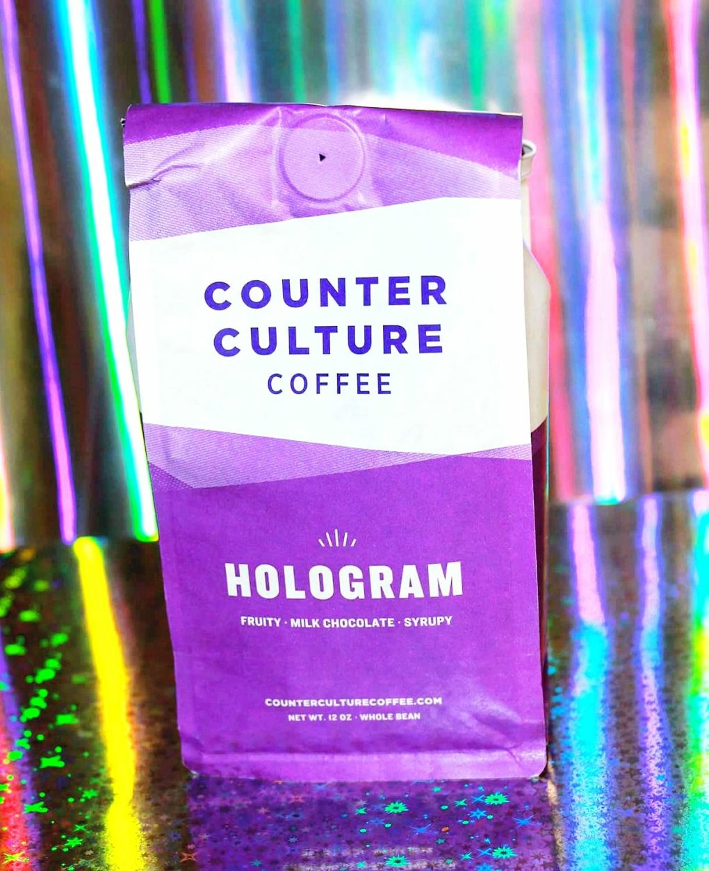 Counter Culture Coffee Hologram