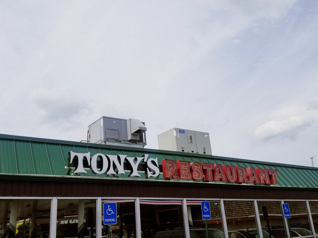 Located in Birch Run, MI is Tony's I-75 Restaurant