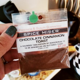 Spice Miser Chocolate Cinnamon Toast Spice
