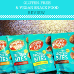 Enjoy Life Protein Bites REVIEW – A Vegan & Gluten-Free Snack Available In A Variety Of Flavors!