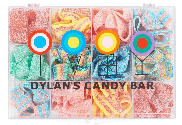 Dylan's Candy Bar - Tackle Box of Gummy Belts