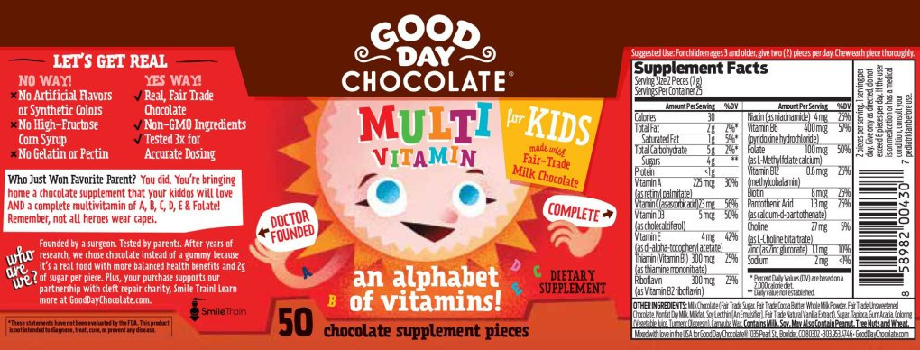 Multivitamin---Facts-Panel---Good Day Chocolate For Kids