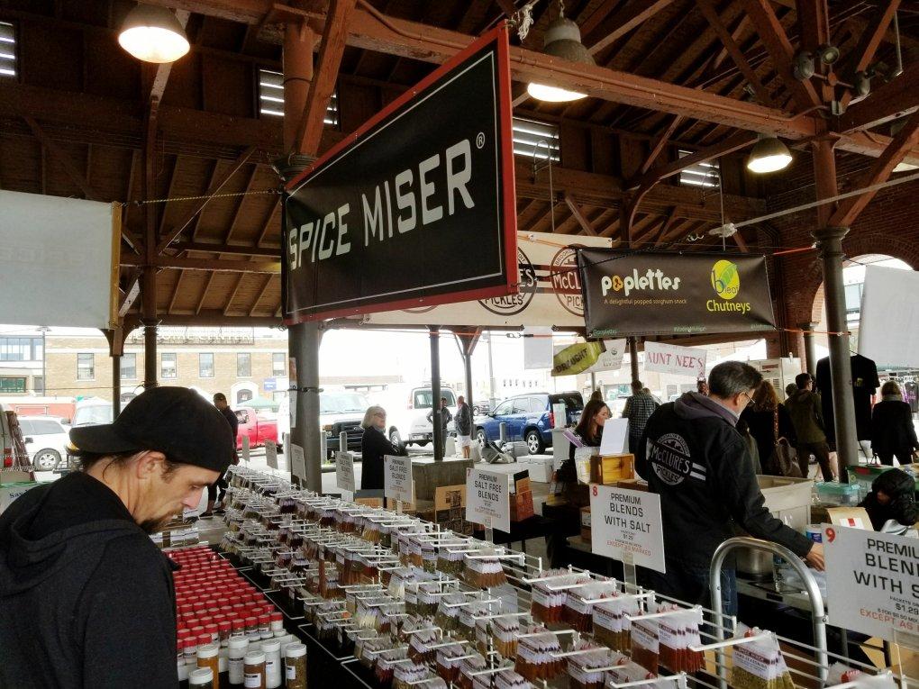 Spice Miser at Eastern Market