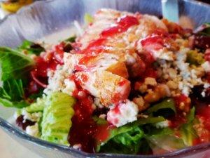 Traverse City Chicken Salad at Sugarbush Tavern