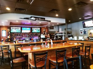 Interior of Sugarbush Tavern in Eastpointe, MI