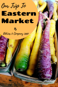 Eastern Market & DeVries & Company by Give It A Whirl Girl