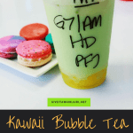Kawaii Bubble Tea Is The Place You Want To Be – Boba Review in Clinton Township, Michigan
