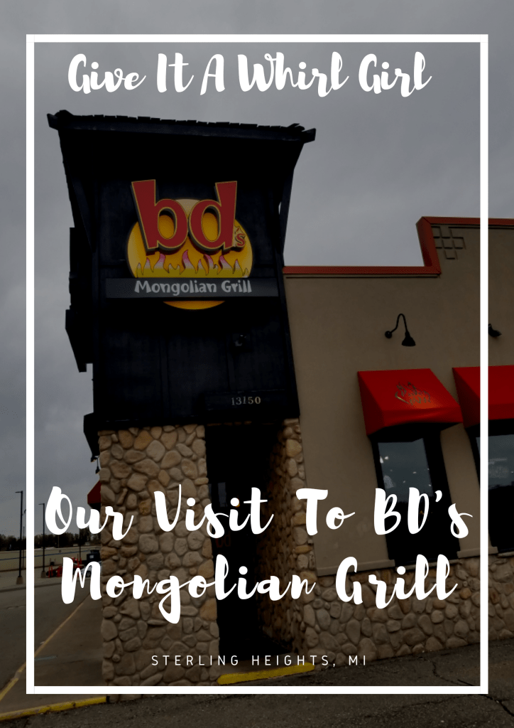 BD's Mongolian Grill in Sterling Heights, Michigan