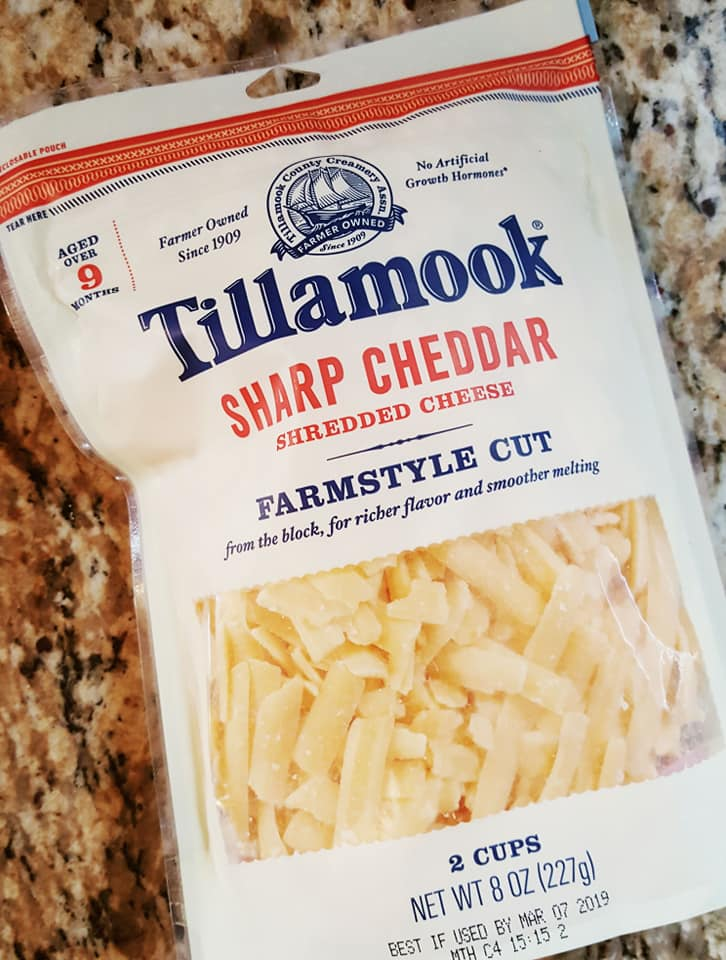 Tillamook Sharp Cheddar Cheese