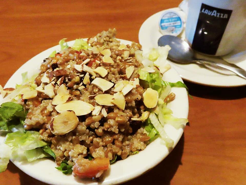 Quinoa Harvest Salad