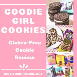 Goodie Girl Cookies - Gluten-Free Cookie Review
